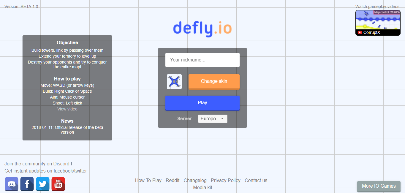 Deflyio Unblocked Games Online Free - roblox territory conquest hack