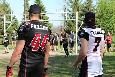 Phillips and Fraser Redblacks
