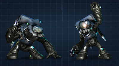 Covenant Enemies - Halo 4 Complementary