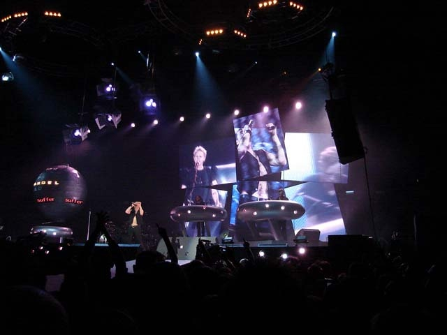Depeche Mode - Touring The Angel - Mexico City, Mexico, Foro Sol Stadium - 050506