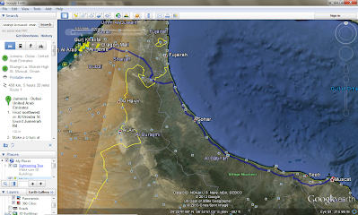 Google Earth   Hamdah Al Tayer