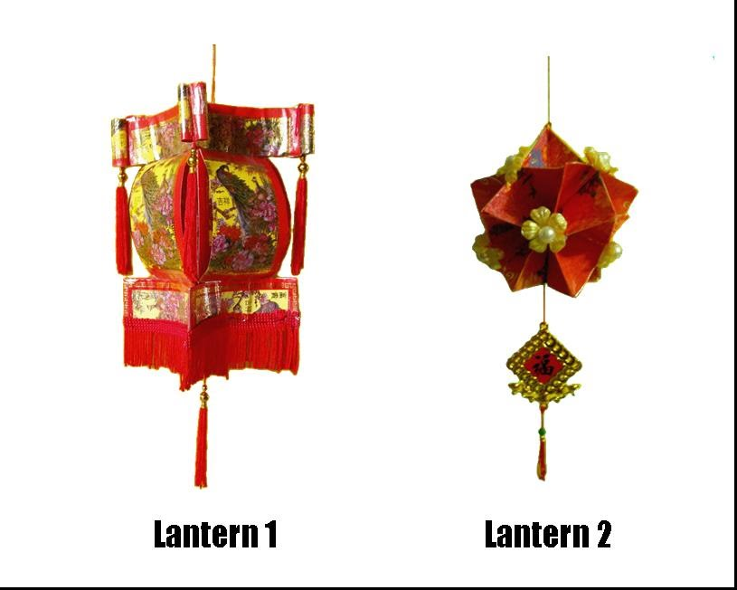 how to make fish lantern using red packet