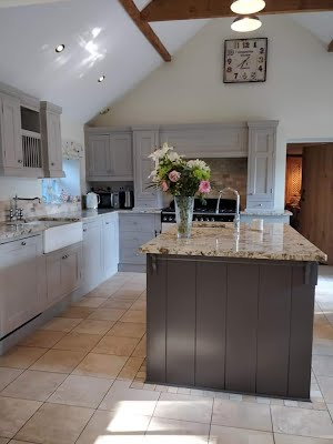 Hand Painted Kitchens Interiors By John Lewis Ltd