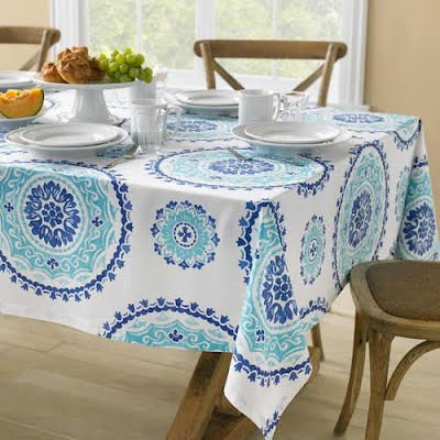 Printed Table Covers India Screen Printing Textile Printing R