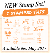 I Stamped This by Stampin Up
