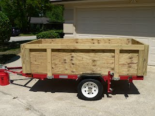 Harbor freight trailer assembly modifications handyman advantage adding removable sides offers high versatility when moving furniture mulch etc publicscrutiny Choice Image