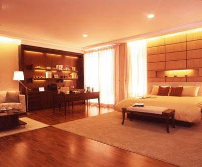 modern bedroom interior luxury design