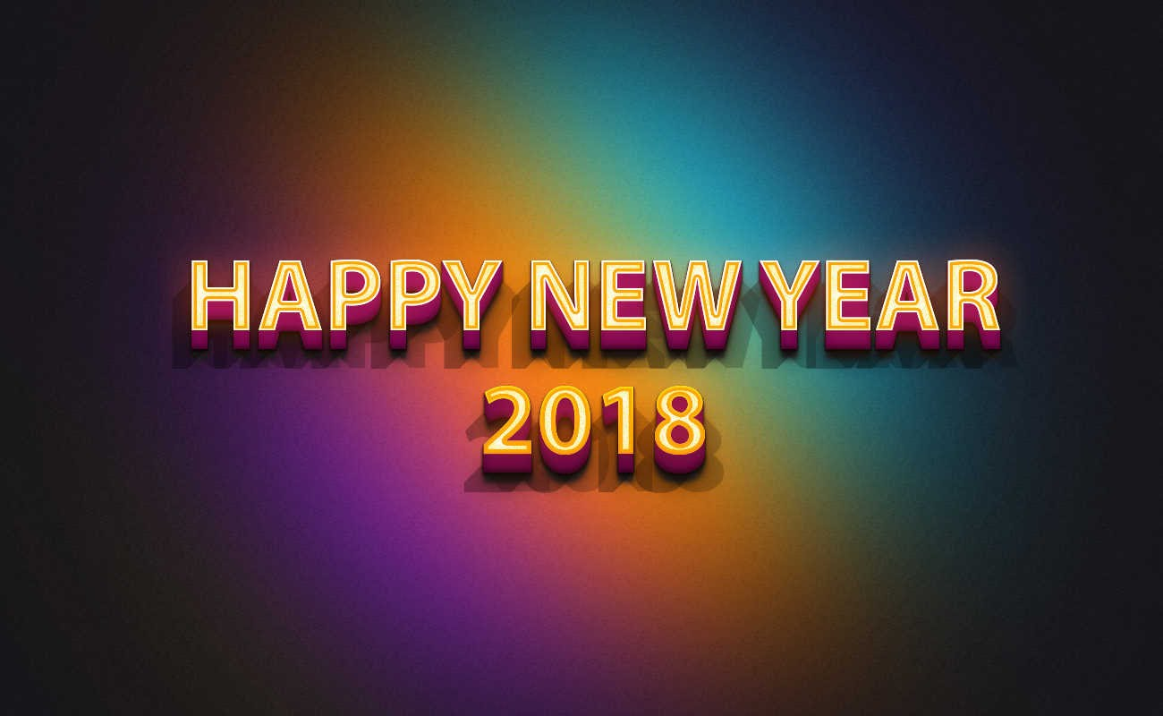 new year images hd 2018