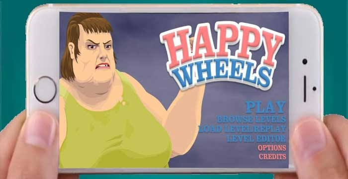 hey gamers check happy wheels unblocked gamers of the world dont you want to be great no one plays unblocked happy wheels to lose