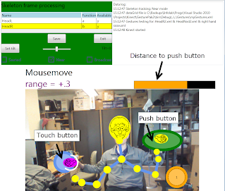 Controls for the physically challenged using the Kinect - HardwareMonkey
