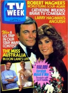 TV WEEK JANUARY 8, 1983 E.T. COVER NSW MAGAZINE