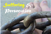 Suffering & Persecution