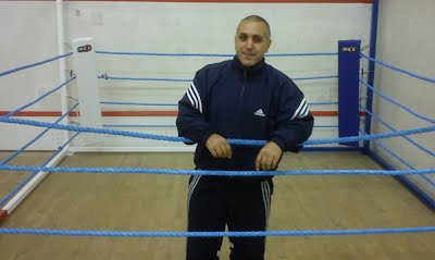 Hayastan Boxing Club Eastbourne