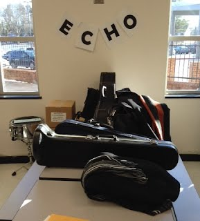 2015 ECHO collected