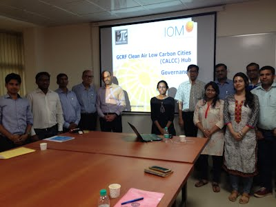 CALCC Hub workshop in IIT Delhi