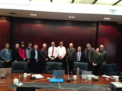 CALCC workshop, Beijing, March 2018