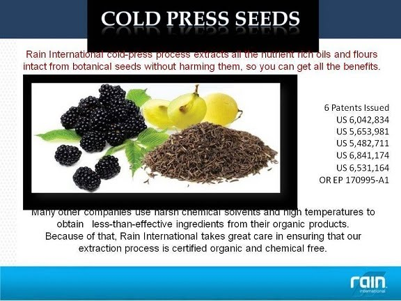 Cold Pressed Seeds