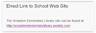 text of URL is underlined and blue, indicating it is a link