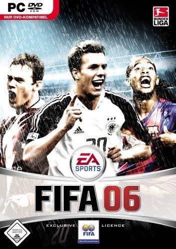 حمل العاب الفيفا (2004-2005-2006-2007-2008 Fifa2006