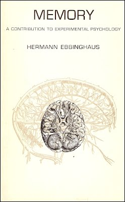 hermann ebbinghaus biography and studies That picture has been wrongly attributed to hermann ebbinghaus ever since   we mentioned hermann ebbinghaus for his pioneering research on  in spaced  repetition, the figure is actually based on an idea born in the.