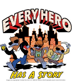 Every Hero Has a Story logo
