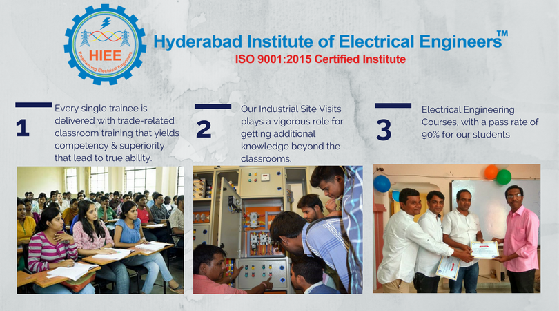 Electrical Training Courses - HIEE