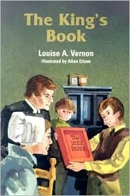 The king s book by louise a vernon