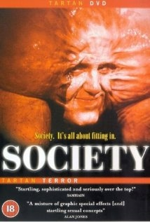 Society video cover