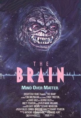 The Brain video cover