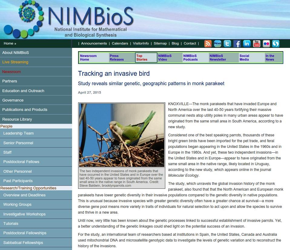 http://www.nimbios.org/press/FS_invasiveparrot