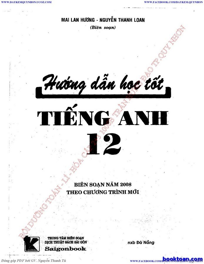 hoc tot tieng anh 12