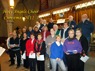 Holy Angels Choir