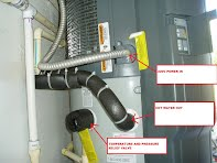 Insulating hot water outlet pipes - Tasmania Energy Saving