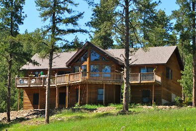 Home For Sale In The Black Hills