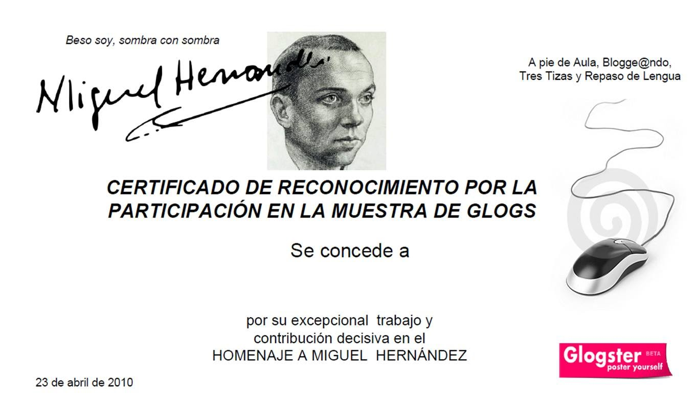 Thumbnail for Homenaje a Miguel Hernandez