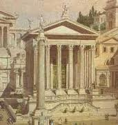Temple of Divine Julius - Honors Latin III Roman Forum Project
