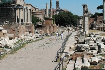 Via Sacra - Honors Latin III Roman Forum Project