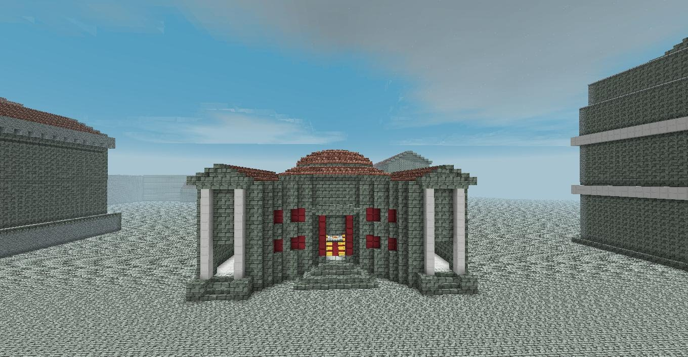 Temple of Romulus - Honors Latin III Roman Forum Project