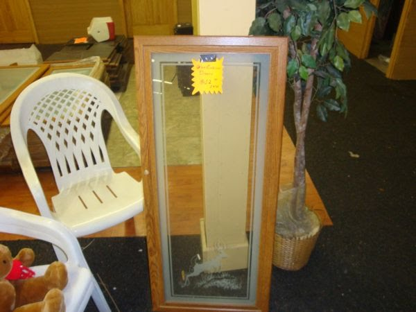 ... Quantity Of Gun Cabinet Doors, Etched Glass. You Can Build Your Own One  Of A Kind Gun Cabinet, Use It As A Wall Hanger, Or Come Up With Your Own  Idea.
