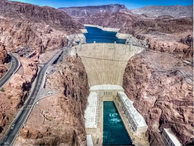 the history of the hoover dam and its creators An overview of hoover dam construction history an engineering reassessment moved the location from boulder canyon to its present location the herbert hoover.