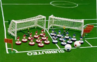 How to play subbuteo - Who invented table football ...