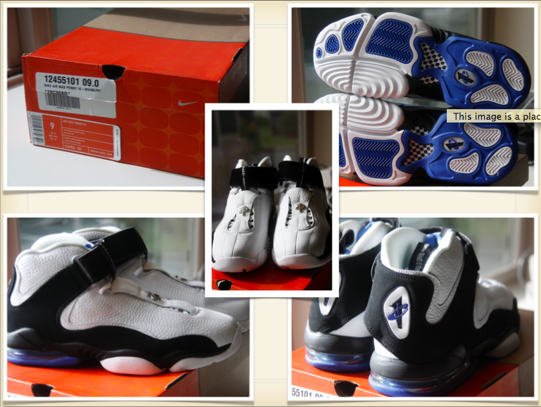55f27be70fbfc real air max penny iv for sale 2dc1e 8accd