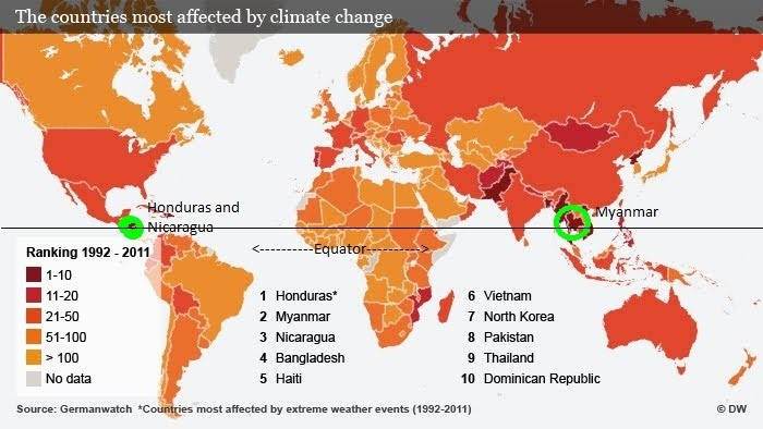 World map climatechange gumiabroncs Gallery