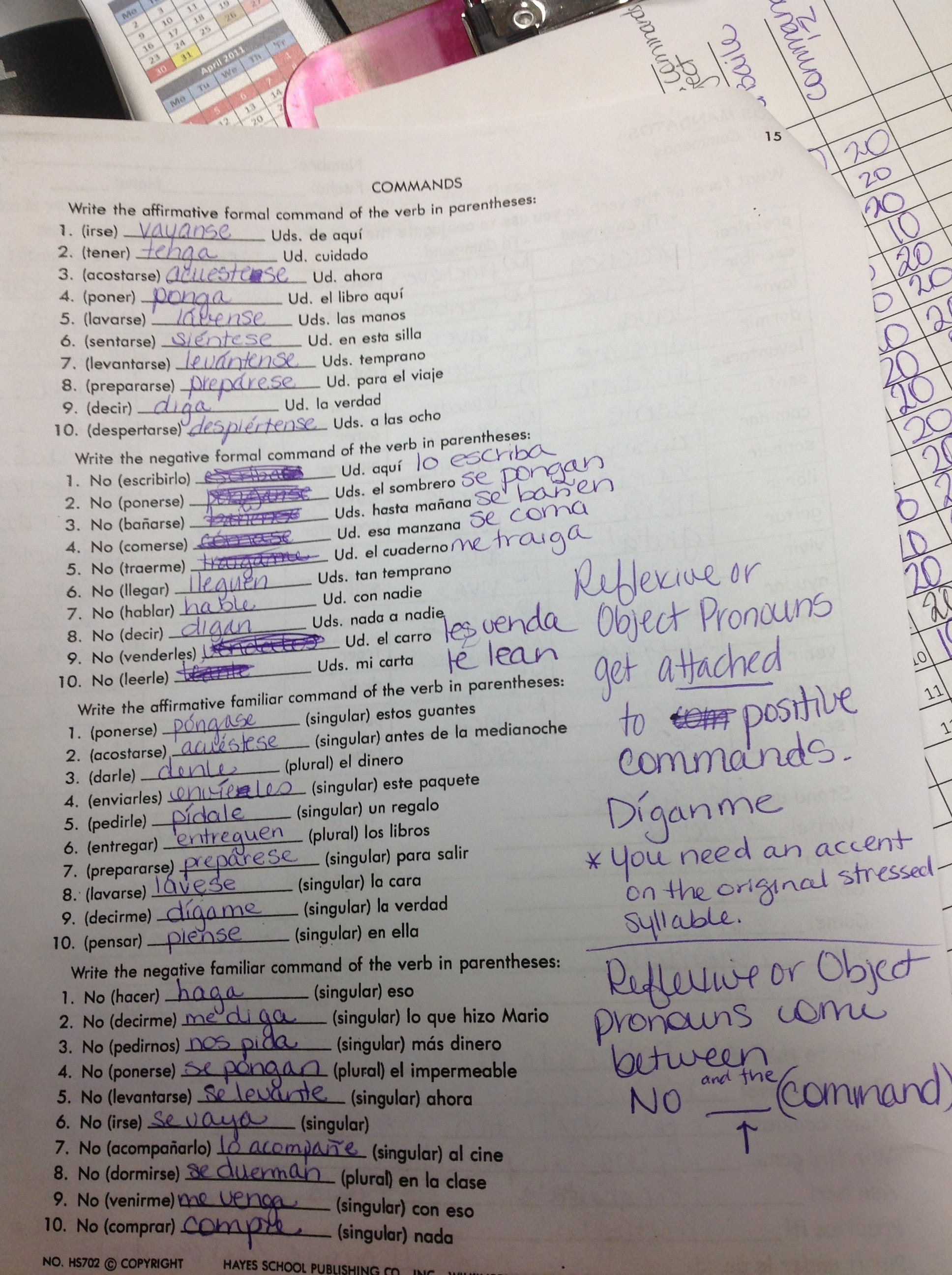 Conjuguemos grammar worksheet preterite vs imperfect answers