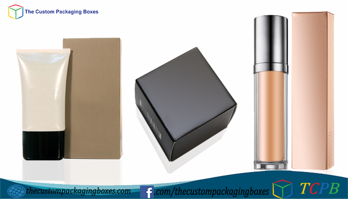 Things that you should know before Buying foundation boxes - customized packaging boxes