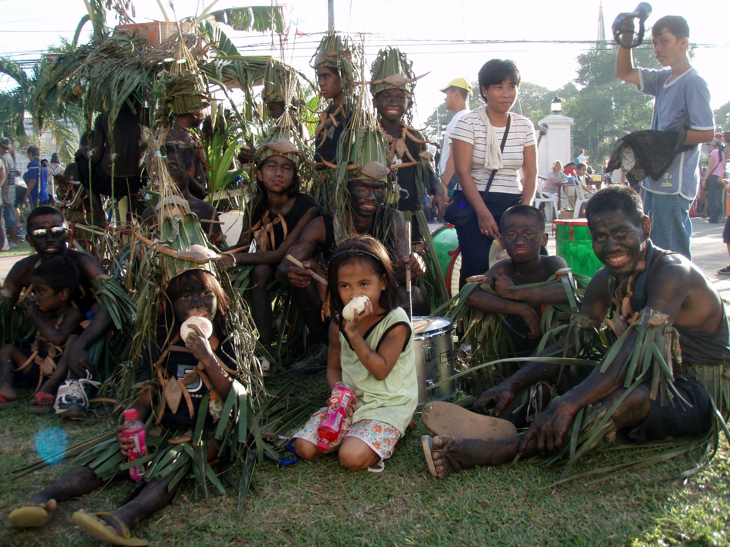 Aklanon - Visayas: Remaining Treasures of the Indigenous People