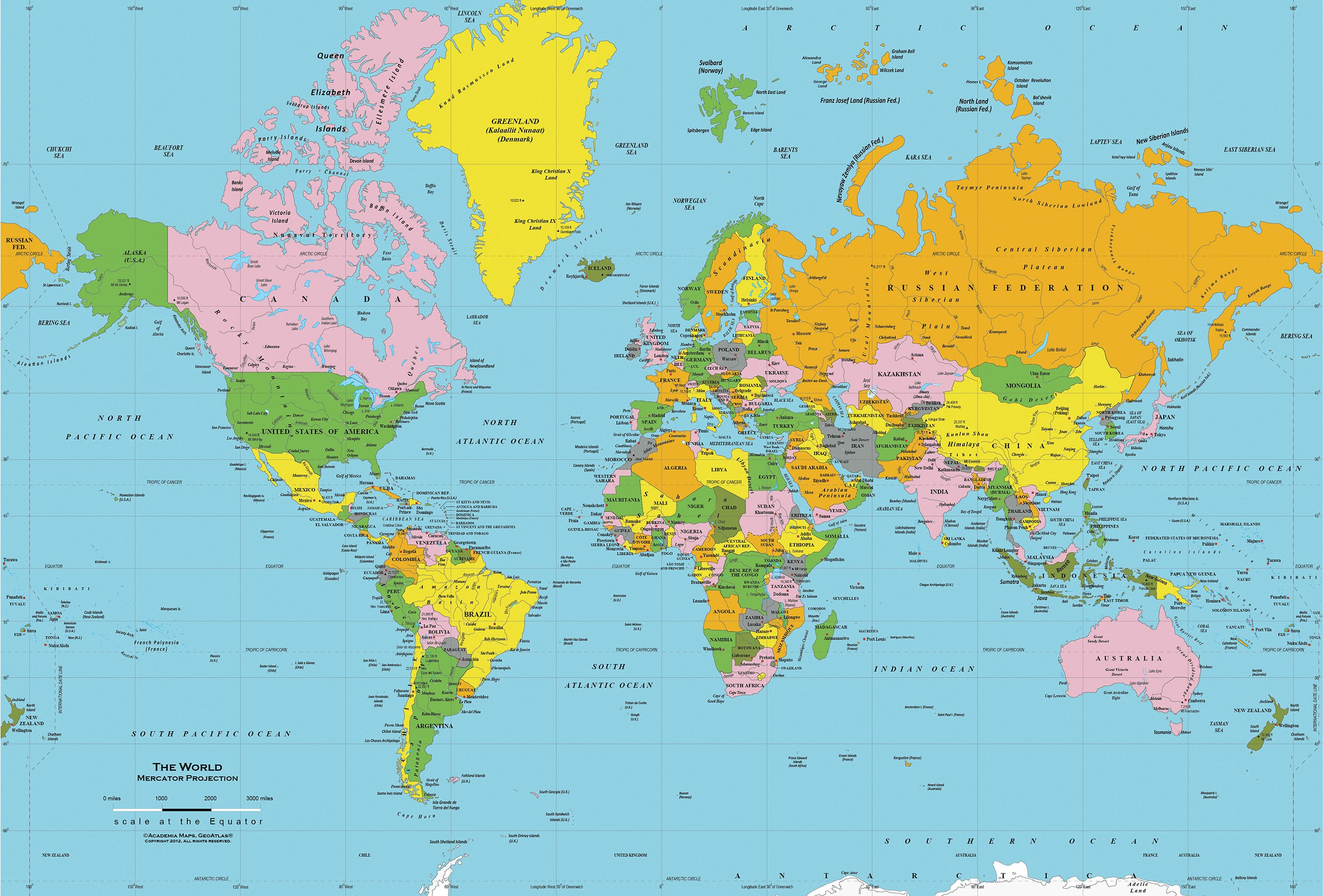 1. Where is Brazil? - factbook