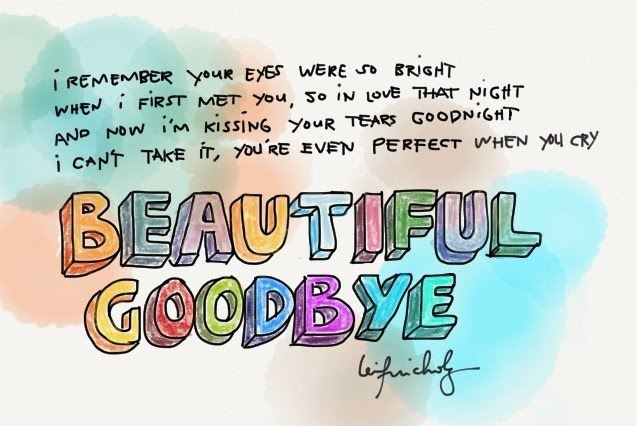 Goodbye Quotes Beautiful Goodbye Quotes And Sayings   Humor quotes Goodbye Quotes
