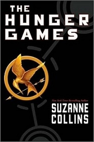 The Hunger Games book jacket