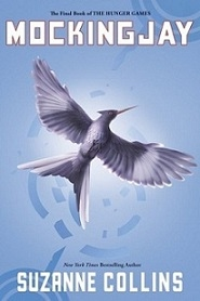 Mockingjay book jacket
